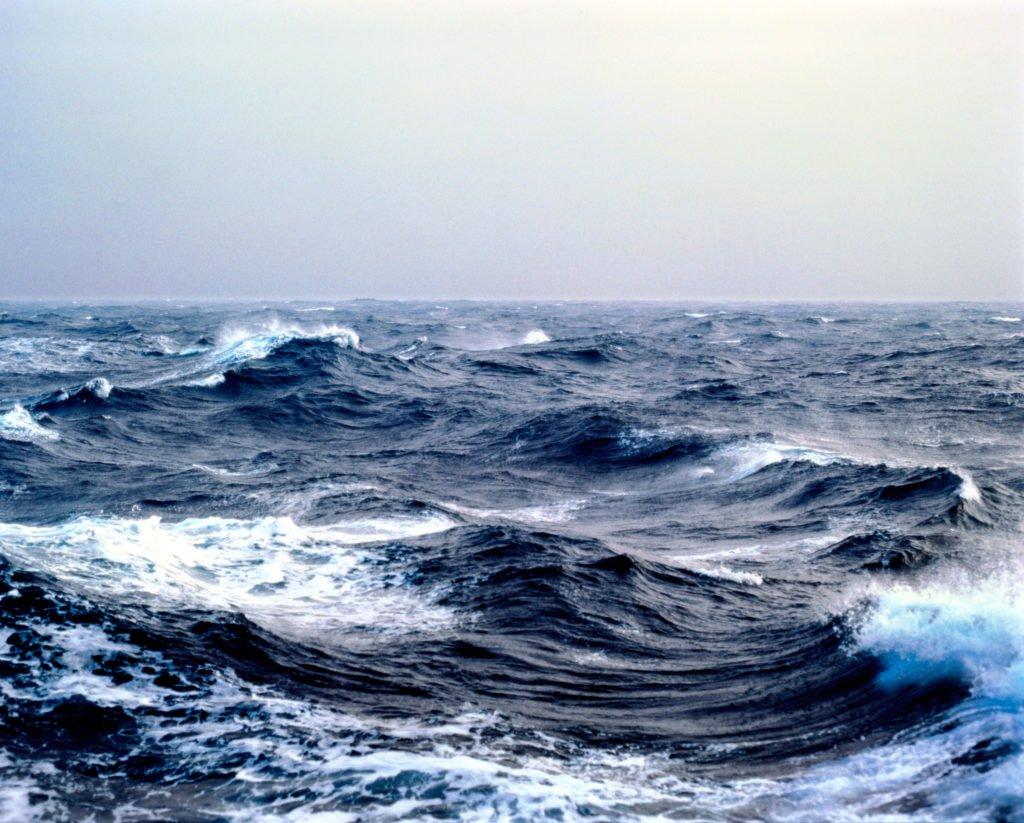 깊은 바다와 같은 믿음