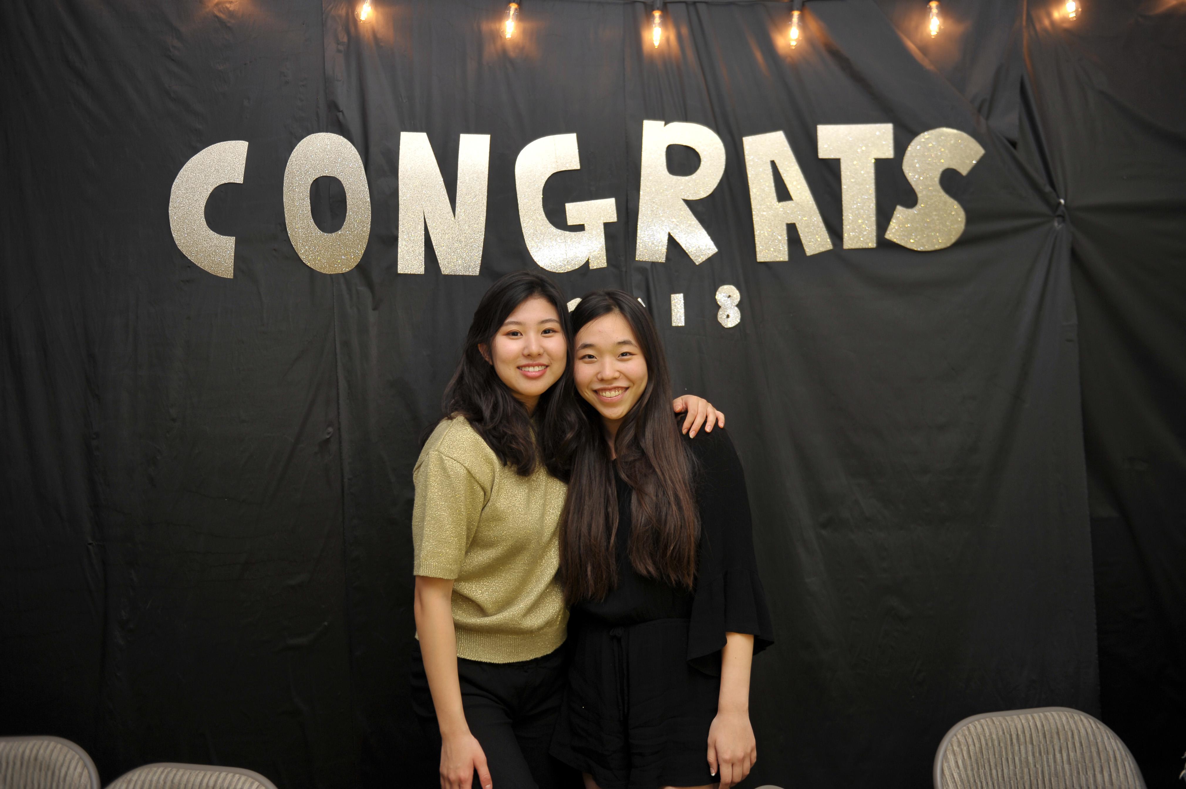 6월 8일 Graduation Banquet